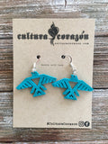 Thunderbird Earrings ~ Cultura Corazon