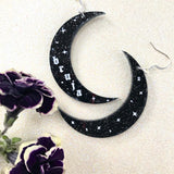a la Bruja Moon Earrings #1013