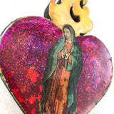 Beloved Sacred Hearts - wall art by Lauren aguilar