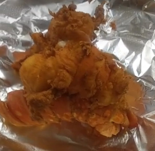 Fried Lobster Tail -Add to Shrimp or Crab Combo Meal