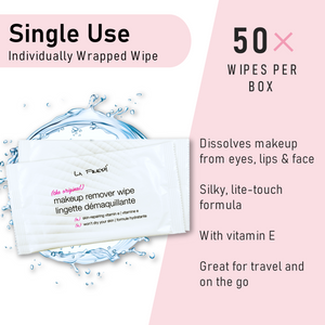 Original La Fresh® Makeup Remover Wipes - 50 Count - Resort's Choice