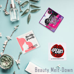 Beauty Melt Down - Sample of 3 Packets