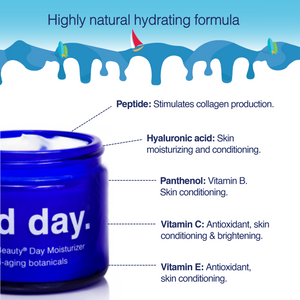 Eco-Beauty-Good Day. Day Moisturizer