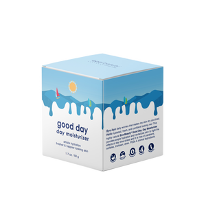 Be Good.™ Good Day. Day Moisturizer