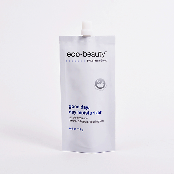 Eco-Beauty® Be Good.™ Good Day. Day Moisturizer Travel Size Pouch - 15g