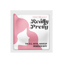 The O.G. Hotel Makeup Remover Wipes