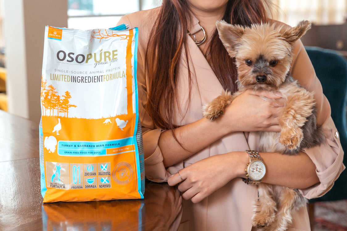Artemis Osopure Grain Free Dog Food