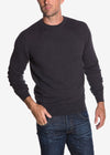Raffi Cotton Cashmere Crew Iron