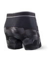 Saxx's Kinetic Boxer Brief Black Fracture