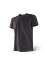 Saxx's 3Six Five V-Neck T-Shirt Black