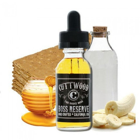 Cuttwood Boss Reserve- 30ml