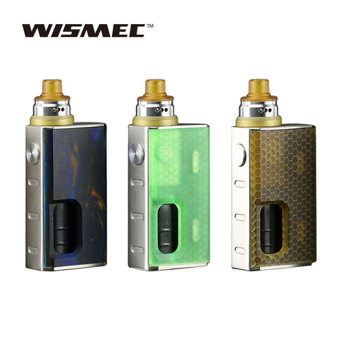 Wismec Luxotic BF Kit with Tobhino BF RDA