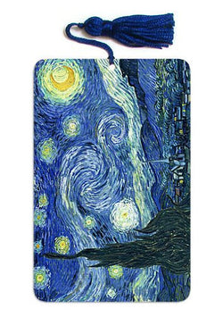 Starry Night Vincent van Gogh Bookmark