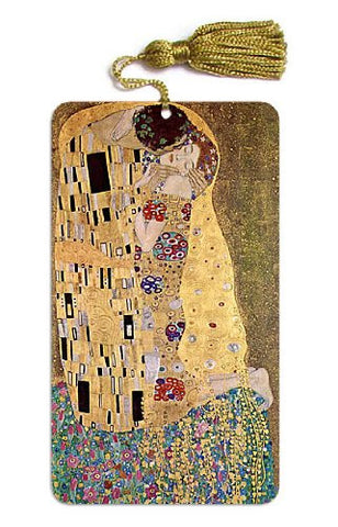 The Kiss Gustav Klimt Bookmark