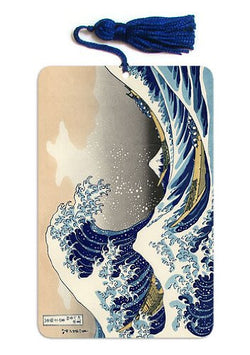 Great Wave Off Kanagawa Hokusai Bookmark