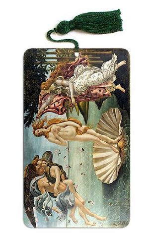 The Birth of Venus Botticelli Bookmark