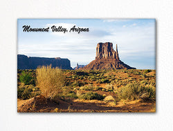 Monument Valley Arizona Fridge Magnet