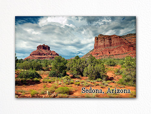 Sedona Arizona Fridge Magnet