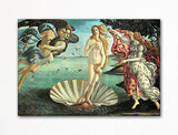 Botticelli's The Birth of Venus Fridge Magnet