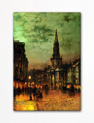 Blackman Street, London Fridge Magnet