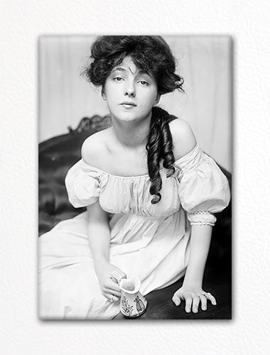 Evelyn Nesbit Photograph Fridge Magnet