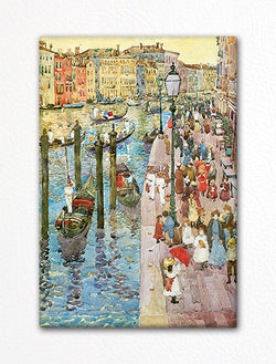 The Grand Canal Venice Fridge Magnet