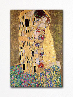 Klimt The Kiss Fridge Magnet