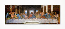 The Last Supper Leonardo da Vinci Panoramic Fridge Magnet