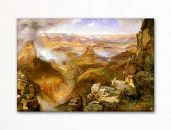Grand Canyon of the Colorado Thomas Moran Fridge Magnet