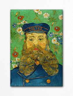 Portrait of Joseph Roulin Vincent van Gogh Fridge Magnet