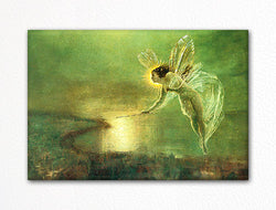 Spirit of the Night Fairy Fridge Magnet