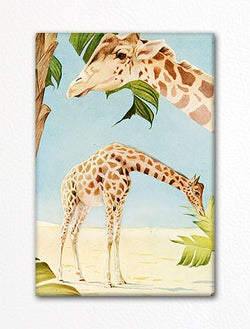 The Giraffe Fridge Magnet