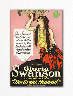 The Great Moment Movie Poster Fridge Magnet