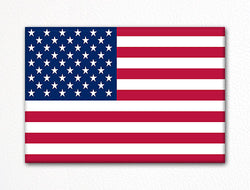 United States Flag Fridge Magnet