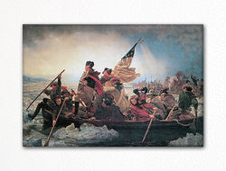 George Washington Crossing the Delaware Fridge Magnet