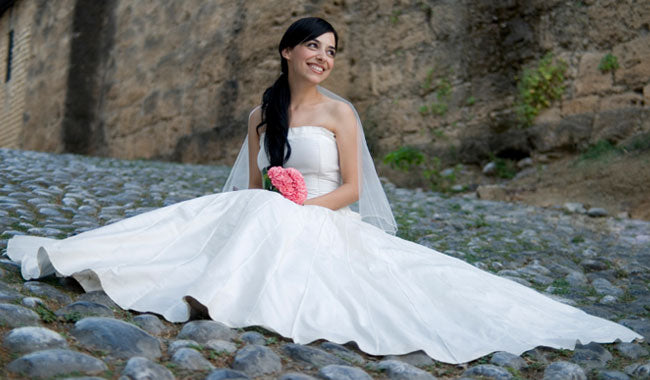 Long Term Care of your Wedding Gown