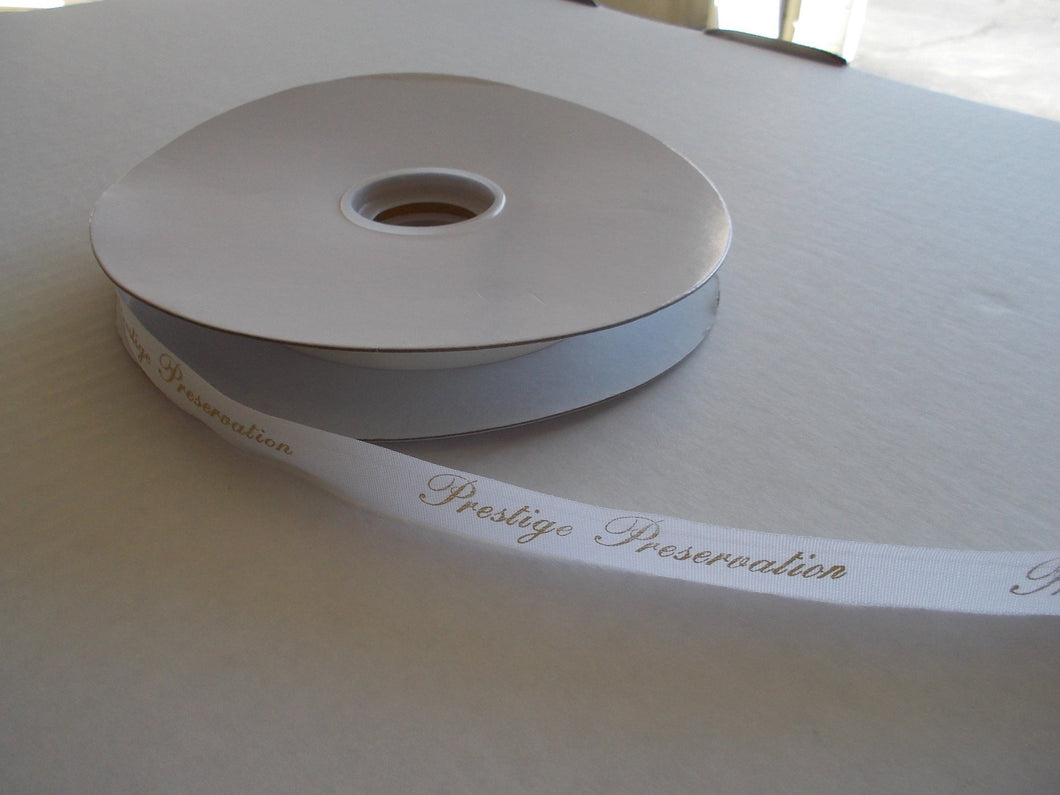 Ribbon (White)  (800-3015)
