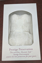 Wedding Gown Cleaning + Preservation w/ Accessories Memory Box