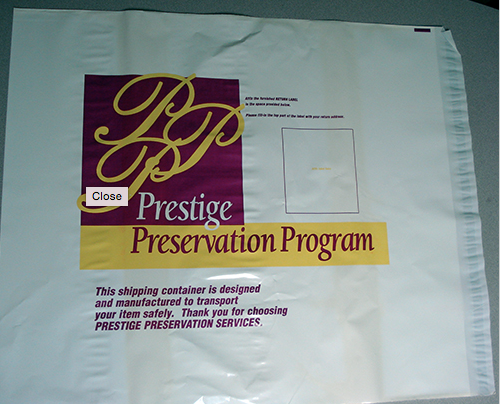 Poly Mailing Bag 26