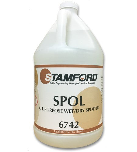 SPOL - 6742 - All Purpose Wet/Dry Spotter