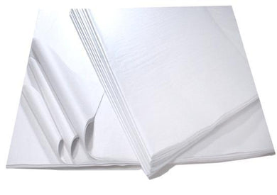 White Acid-Free Tissue Paper (5 reams per box)