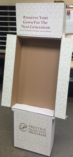 Wedding Box Display (034-5250)