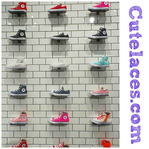 Wall of Converse