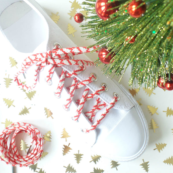 Holiday Shoelaces