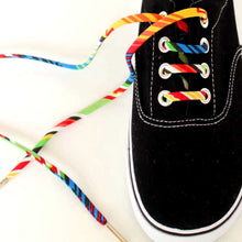 South West Stripes Shoelaces