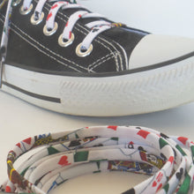 converse shoelaces for card player
