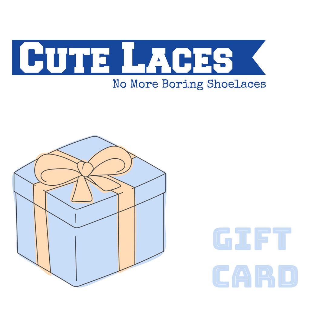 Cute Laces Gift Card