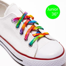 "36"" Shoelaces Tie Dye"