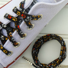 Cute Shoelaces with Puppy Paws gift for dog lovers stocking stuffer