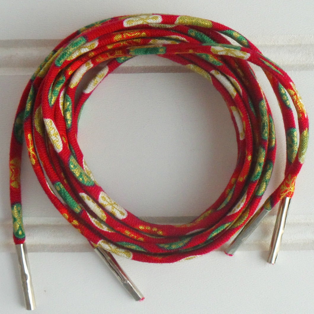 Holiday Baubles Shoelaces - Fun Festive Shoe laces for the Holidays ...